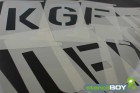 500mm Single Letter stencils - Interlocking Stencils according to DIN 1451