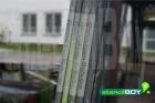 Gerüstschablonen / Bordbrettschablonen aus PET Kunststoff