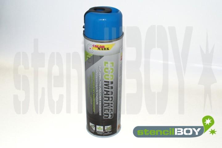 COLORMARK Ecomarker Kreidespray - blau