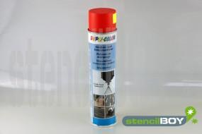 Strassen- und Linienmarkierungsspray- rot DUPLI-COLOR