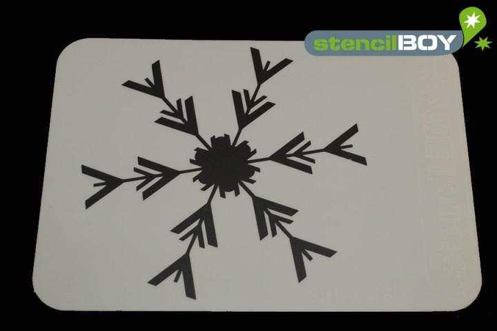 *Schneeflocke F3*