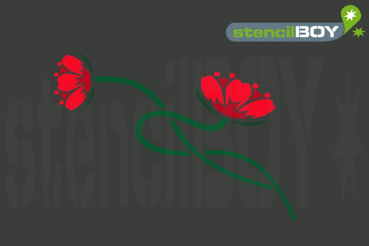 Florales Ornament *73*