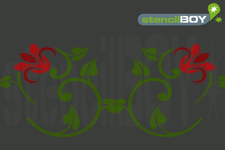 Florales Ornament *74*