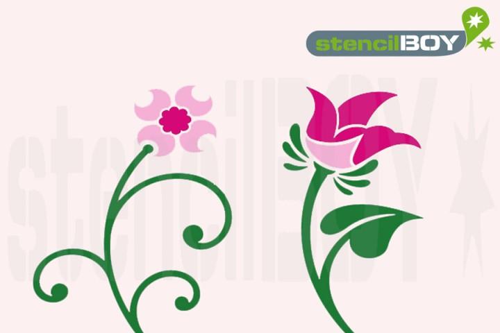 Florales Ornament *75*