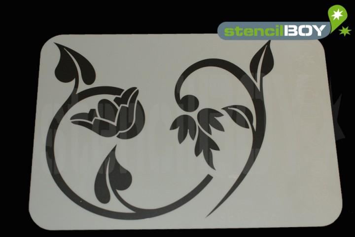 Florales Ornament *76*