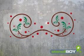 Florales Ornament *77*