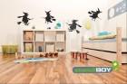 fliegende Hexen - flying witches 1