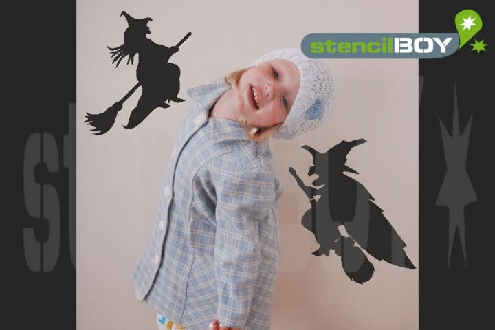 fliegende Hexen - flying witches 2