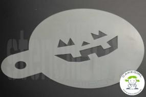 "Cake Stencil ""Jack O'Lantern - Halloweenfratze 2"""
