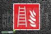 Feuerleiter - Schablone