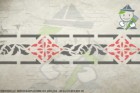 Wandschablone Motiv 10508