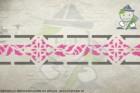 Border stencil motif 10509