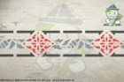 Wandschablone Motiv 10511