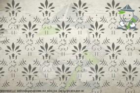 Border stencil motif 10545