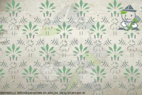Border stencil motif 10546