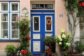 Hausnummernschablone, ganz individuell, aus Kunststoff oder Schablonenfolie