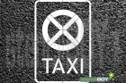 Taxenstand - Taxistand Schablone